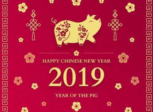 Novo Ano Chinês – Ano do Porco